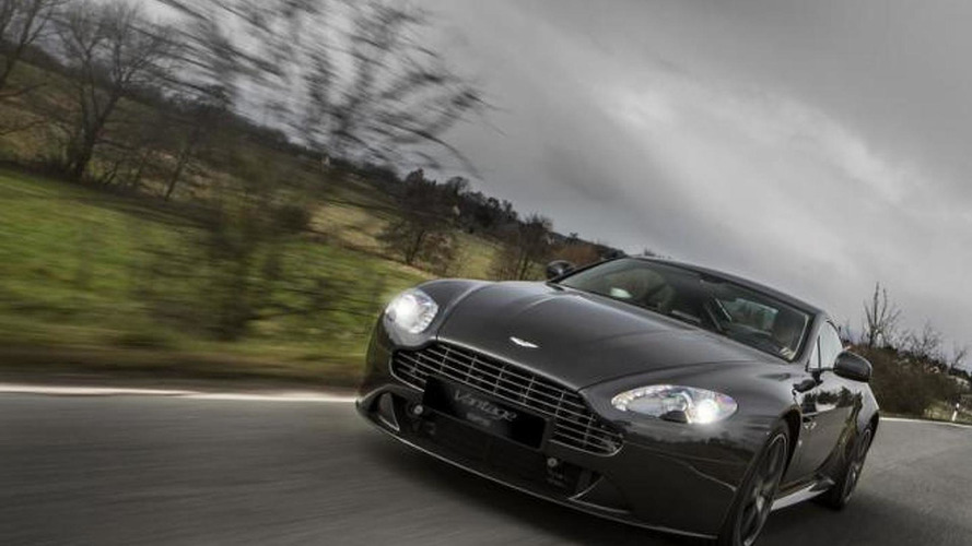 2013 Aston Martin V8 Vantage SP10 with manual gearbox announced