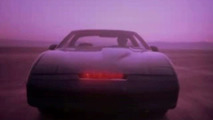Knight Rider, a shadowy flight into the dangerous world of a man who does not exist.