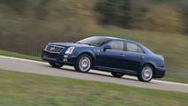 2008 Cadillac STS Facelift
