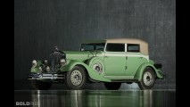 Pierce-Arrow Twelve Convertible Sedan