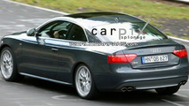 Audi RS5 Spy Photos on the Ring?