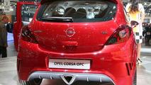 Opel Corsa OPC World Premiere in Geneva