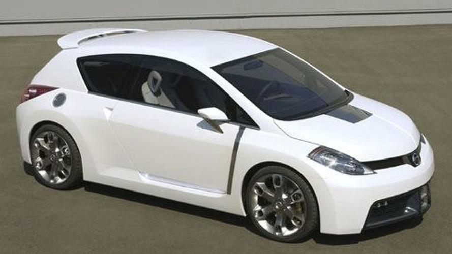 Geneva Speculation: Nissan Small Surprise