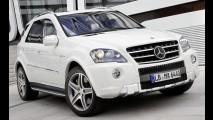 Fotos: Mercedes-Benz mostra ML 63 AMG 2011