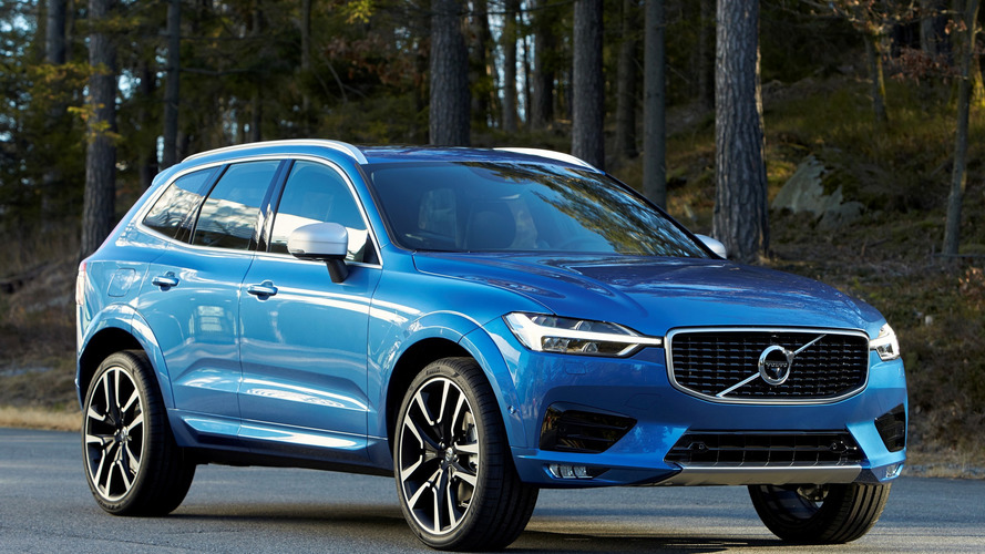 Volvo XC60 leaked ahead of reveal
