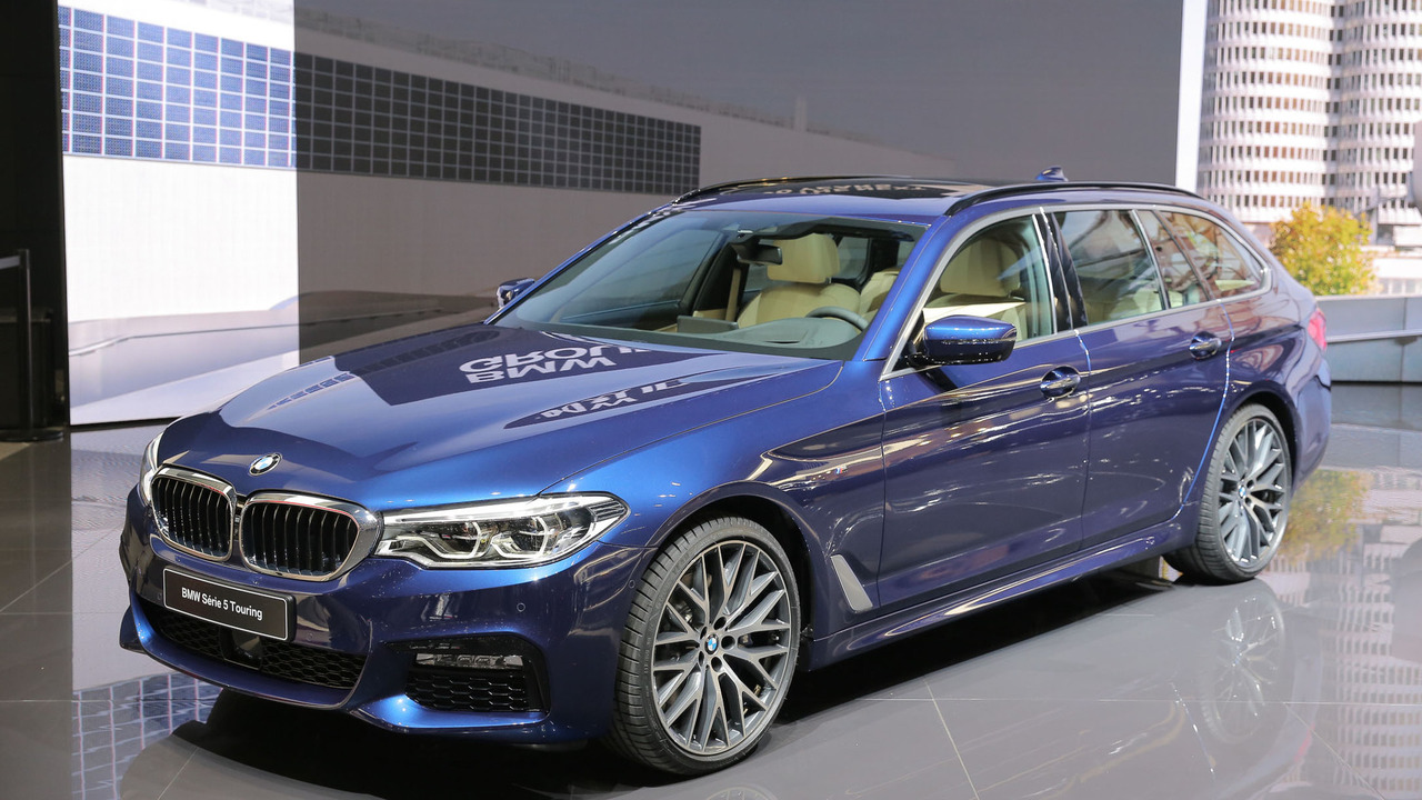 World premiere new 2017 bmw 5 series touring 2017 2018 cars reviews