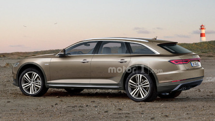 Audi A6 Allroad Rendering Looks Ready To Get Dirty