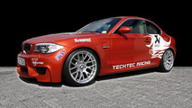 BMW 1-Series M Coupe tuned by TechTec