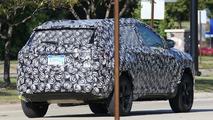 Jeep Cherokee facelift spy photo