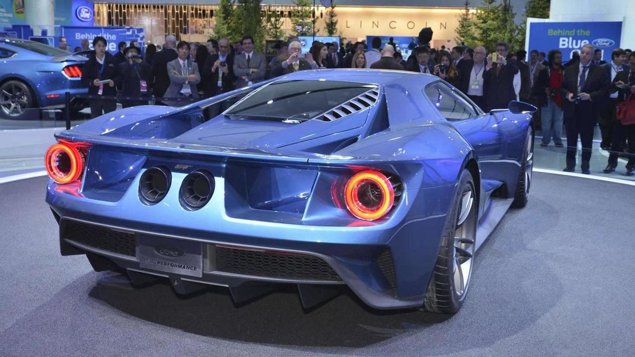 Ford GT at 2015 NAIAS