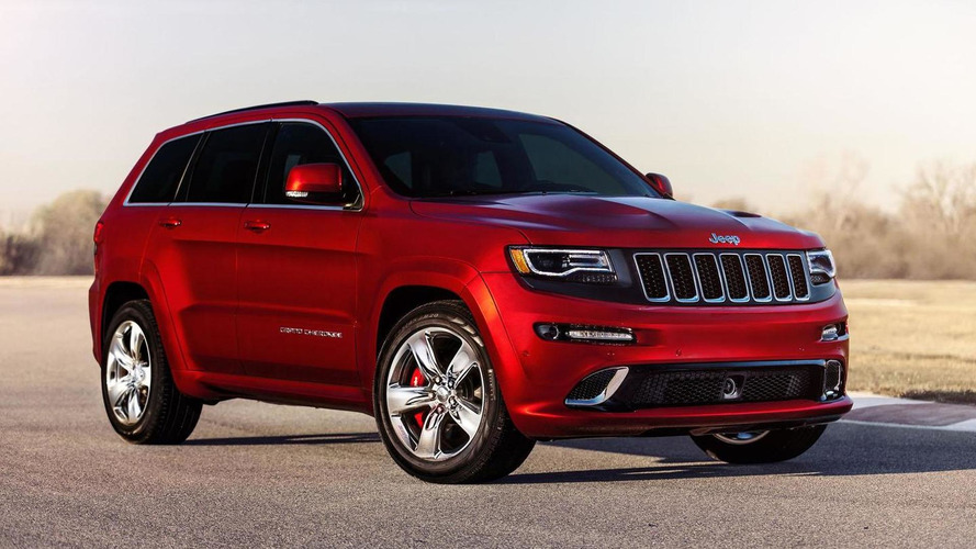 2017 Jeep Grand Cherokee Trackhawk to be offered with a Hellcat engine