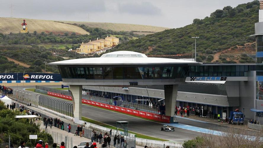 Winter season set to begin at Jerez