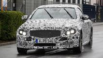 2016 Mercedes-Benz C-Class Cabriolet spy photo