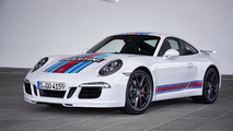 Porsche celebrates Le Mans return with 911 S Martini Racing Edition