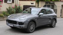 Porsche Cayenne facelift spied virtually undisguised