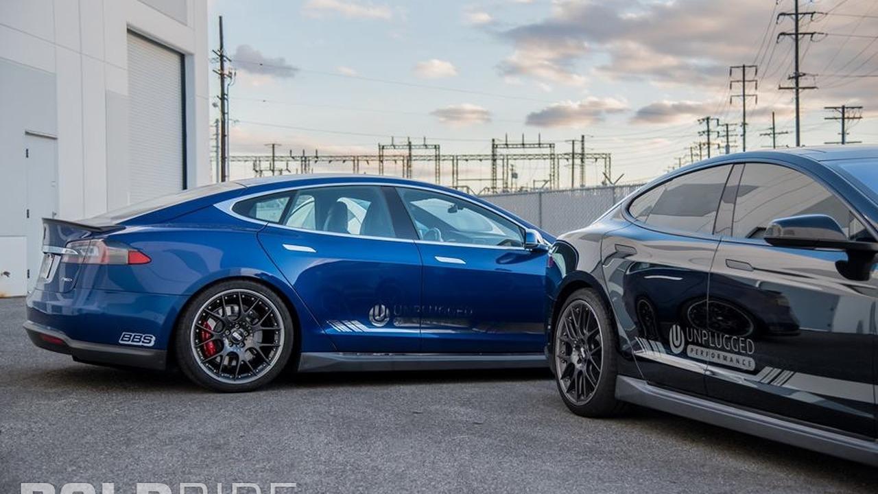 Voltes Tesla Model S Gen-SS