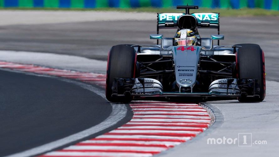 Pénalité moteur pour Lewis Hamilton ce weekend à Spa