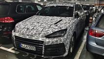 Lamborghini Urus - Le mulet surpris n'était en fait qu'un Audi Q7