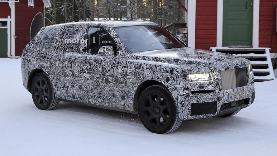 Rolls-Royce Cullinan would make Queen Elizabeth I proud promises designer