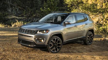2017 Jeep Compass U.S. Spec