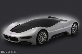 Maserati Plotting LaFerrari-Based Hypercar of its Own