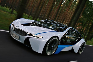 BMW Considering M8 Supercar?
