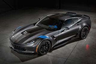 2017 Chevrolet Corvette Grand Sport is a Sports Car Bargain