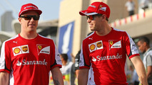 Vettel happy if Raikkonen stays