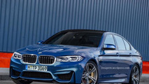 Next generation BMW M5 speculatively rendered