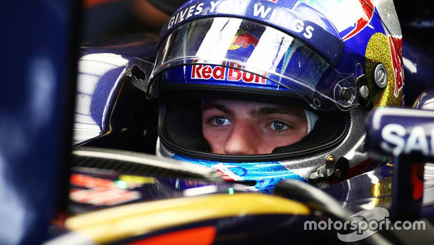 Verstappen: Red Bull move already 'on paper' before Kvyat swap
