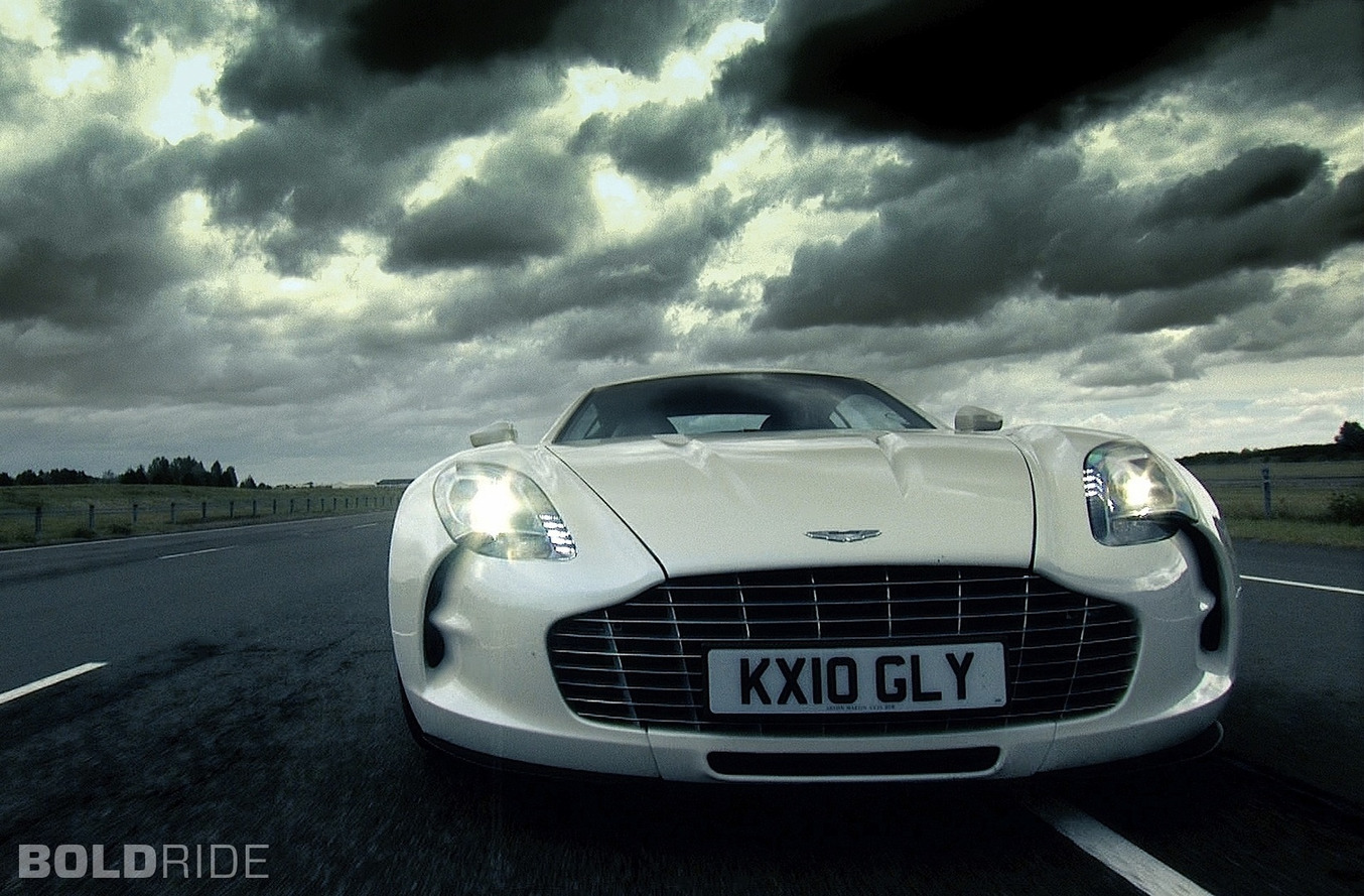 Wheels Wallpaper: 2011 Aston Martin One-77