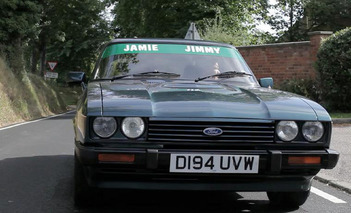 Ford Capri to Co-Star in Jamie Oliver Show