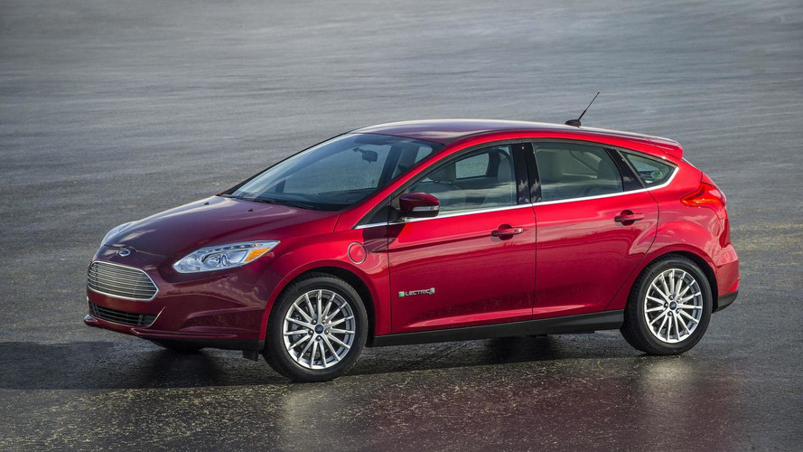 2017 Ford Focus Electric to have 33.5 kWh battery for an estimated 110-mile range
