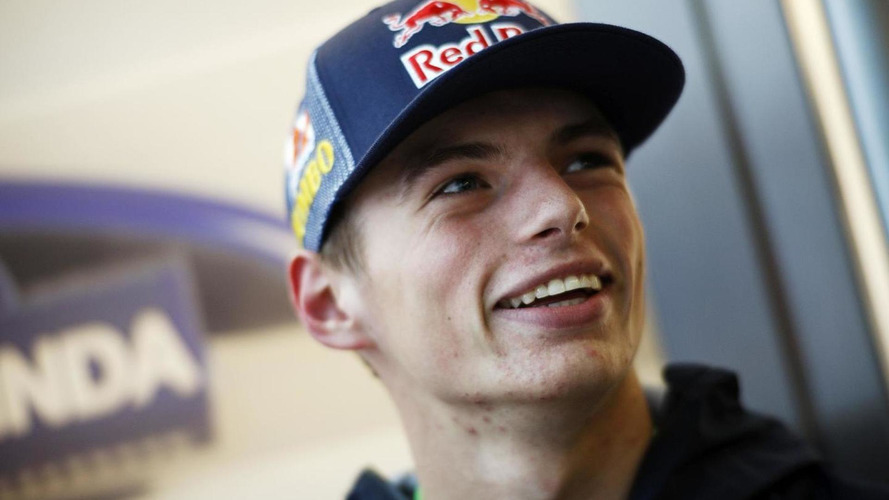Verstappen was 'prepared' for F1 debut criticism