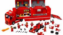 Lego Ferrari F1 set