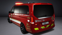 Mercedes-Benz Metris RADO: Fire Chief Concept Truck