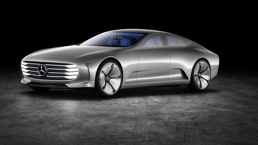 Mercedes' EV range to target ultra-low drag coefficient via active aero