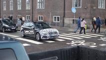 Audi S3 Sportback facelift spotted in Copenhagen