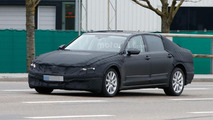 VW C Coupe GTE spy photo