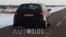 2012 Audi A3 spied in Argentina