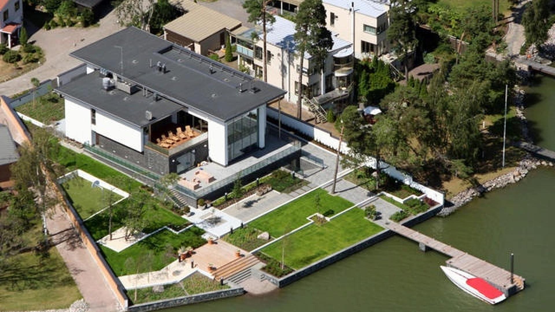 Kimi R 228 Ikk 246 Nen Selling Helsinki House For Eur 14 5 Million