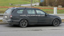 Mercedes E Class Estate/Wagon Prototype Spy Photo