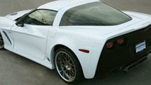 Specter Werkes Corvette GTR with Lingenfelter Twin-Turbo System Set for SEMA Debut