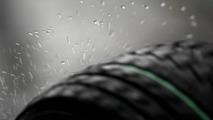 Heavy rain at Spa on Friday morning