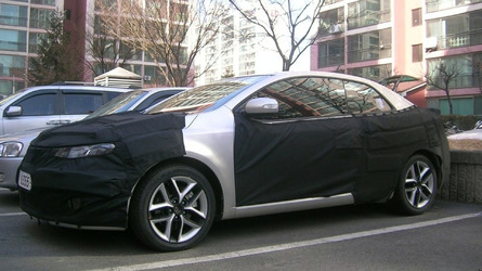 2010 Kia Forte Coupe Caught Testing Once Again