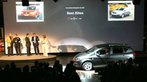 SEAT Altea Receives the 'autonis' Design Award