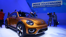 Volkswagen Dune concept unveiled in Detroit [video]