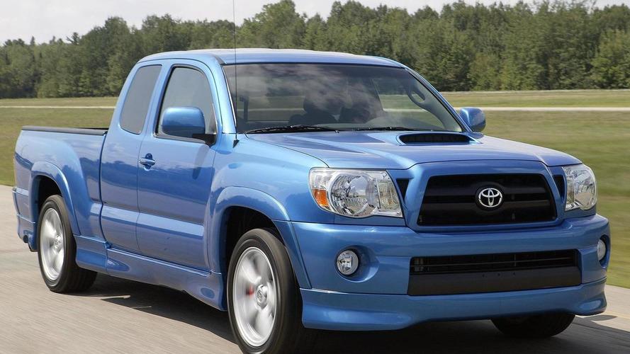 Toyota Tacoma X-Runner axed