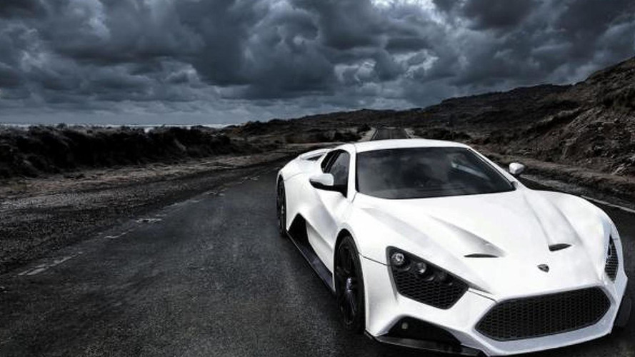 Zenvo ST1 with 1,104 HP playing in Monaco will give you goose bumps [video]