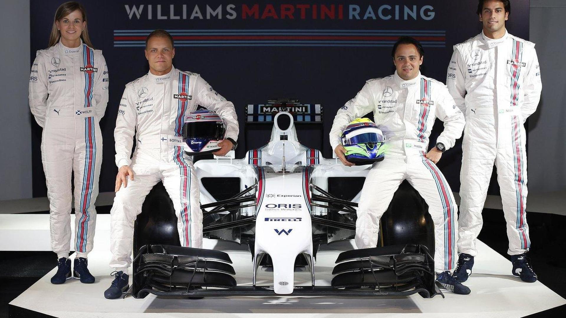 Paddock to celebrate 'popular' Williams revival